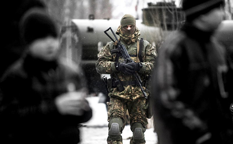 Украинские националисты признались в похищении людей
