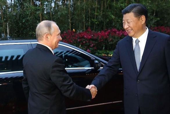 В Сямэне состоялись переговоры Владимира Путина с  Си Цзиньпином.. 375170.jpeg