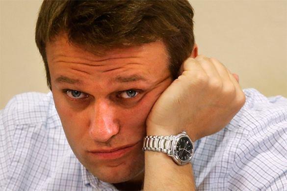Навальный уходит в