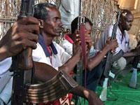 Сомалийских пиратов умыли. Из брандспойтов