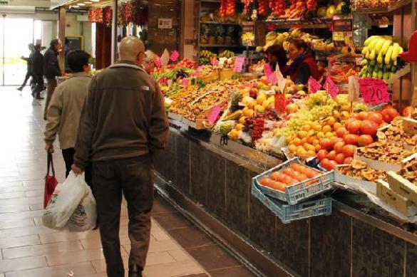 Продовольственные карточки введут в России в ближайшее время. Продовольственные карточки введут в России в ближайшее время