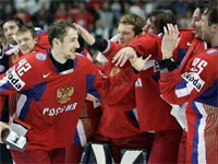 Российские хоккеисты рассчитывают на олимпийское золото