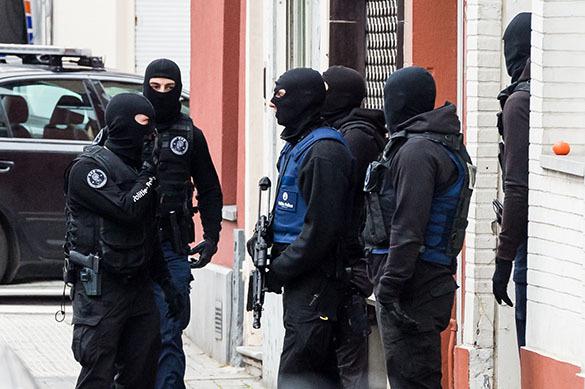 Бельгия, полиция