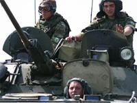 В Назрани подорвали военную колонну