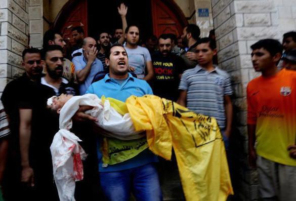 В секторе Газа началось перемирие. Израиль и Палестина договорились о перемирии