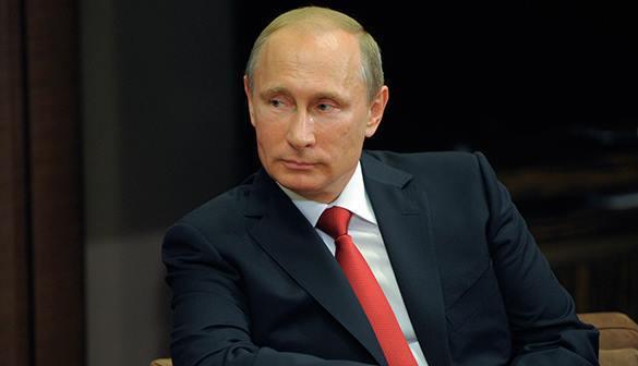 Пятнадцать лет с Путиным:. Президент России Владимир Путин