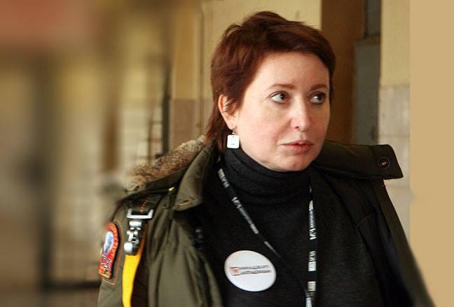 экс-журналистка Романова
