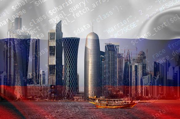 CNN: в скандале вокруг Катара тоже виновата Россия!