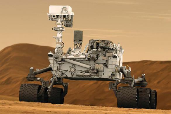 Астрономы из России открыли целые океаны воды на Марсе. 396174.jpeg