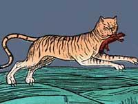 В Иркутске появится памятник символу города - тигру