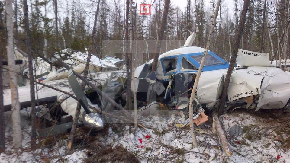Почему рухнул самолет под Хабаровском: версии СК. Почему рухнул самолет под Хабаровском: версии СК