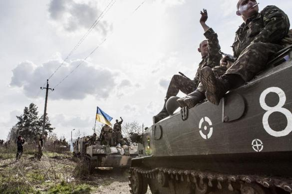 В Киеве заявили о новой военной операции в Донбассе. 384175.jpeg