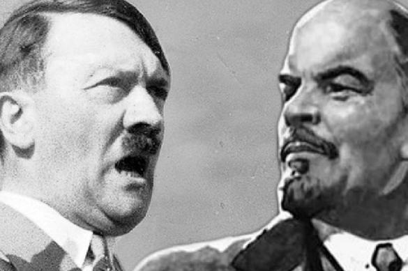 На выборах мэра столкнулись Ленин и Гитлер. 392175.jpeg