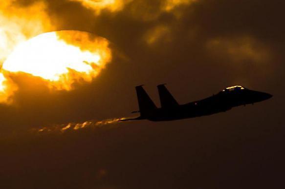 Израиль ответил авианалетом на ракетную атаку из Газы. 400175.jpeg