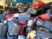 Каждый 64-й пассажир европейских аэропортов остается без багажа