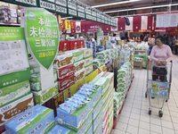 Китайцы попробуют прожить на 500 рублей в неделю