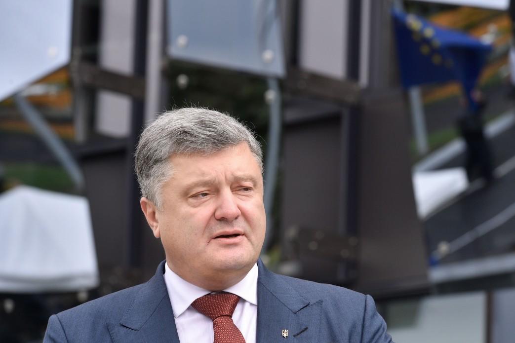 Порошенко заявил, что украинский паспорт — самый почитаемый в мире. Порошенко заявил, что украинский паспорт — самый почитаемый в ми