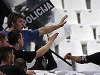 Сараевские футбольные фанаты требуют найти убийц молодого