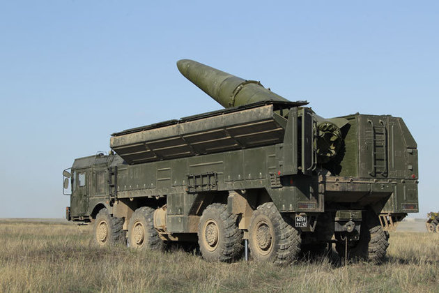 Олег Денисенко: Высокоточное оружие позволяет дать адекватный отпор Украине. 294177.jpeg