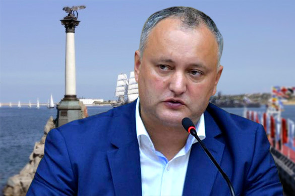 Президент Молдавии поставил США и Румынию на место