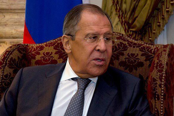 Лавров разъяснил Тиллерсону ответные меры Москвы на санкции. Лавров разъяснил Тиллерсону ответные меры Москвы на санкции