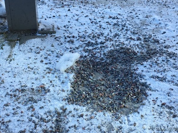 Скандинавские экологи запретили повторное использование гранитной крошки на дорогах. 384177.jpeg