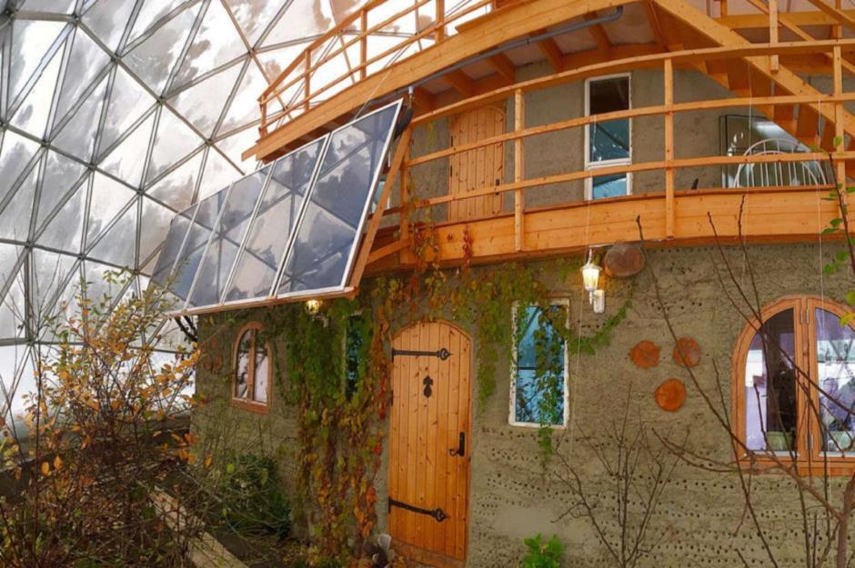 Дом под стеклянным куполом, или осуществленные мечты одного норвежца. 404177.jpeg