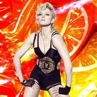 Скандалистка Мадонна