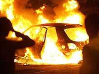 Юный француз сжег от скуки два десятка автомобилей