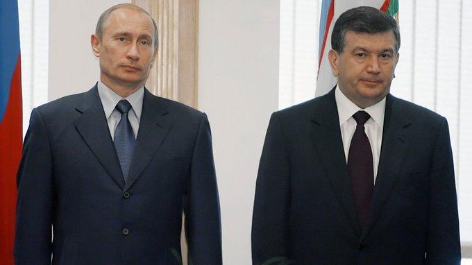 Путин по телефону поздравил президента Узбекистана с днем рождения. Путин по телефону поздравил президента Узбекистана с днем рожден