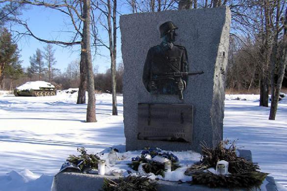 СМИ: в Эстонии захотели восстановить памятник пособникам нацистов. 391178.jpeg