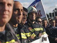 В Афинах проходолжается забастовка транспортников. 279179.jpeg