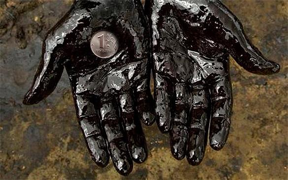Экономист: Зависимость рубля от нефти никуда не денется. рубль, нефть