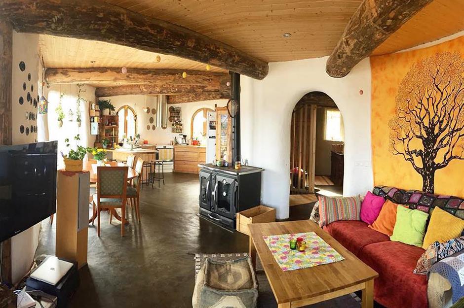 Дом под стеклянным куполом, или осуществленные мечты одного норвежца. 404179.jpeg