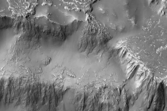 Ученые: наМарсе когда-то была жидкая лава