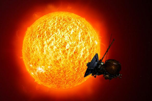 NASA будет изучать Солнце с помощью зонда. 376180.jpeg