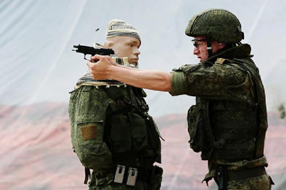 Российская армия попрощается с вечным