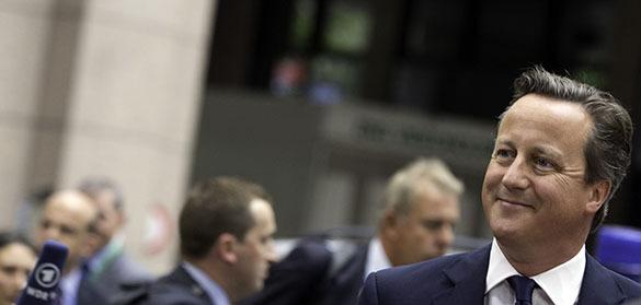 Кэмерон приветствовал договоренность о снижении взноса Лондона в ЕС. 303181.jpeg