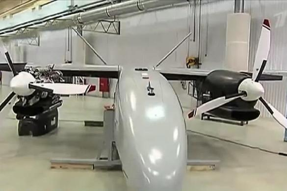 В России прошли первые испытания тяжелого беспилотника