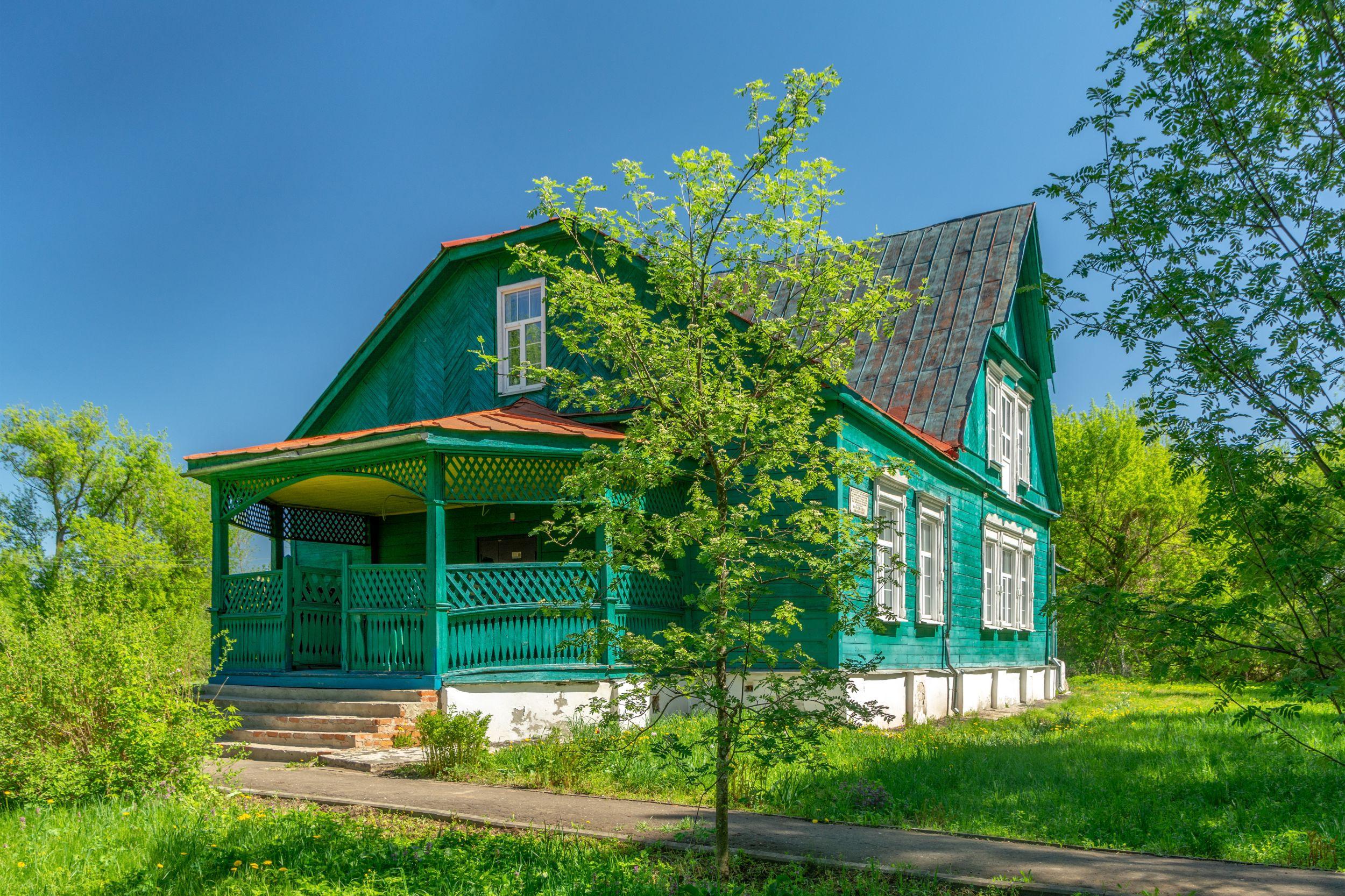 Дом-музей Мичурина в Мичуринске. 409181.jpeg