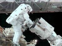 Американские астронавты не сумели починить платформу МКС