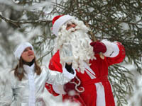 За Дедом Морозом можно проследить в Сети. 251182.jpeg