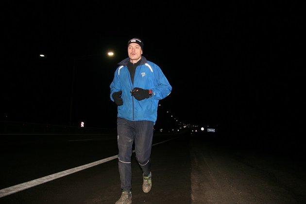 Восьмой день одиночного забега Москва - Сочи: Ерохин утепляется и худеет. 288182.jpeg