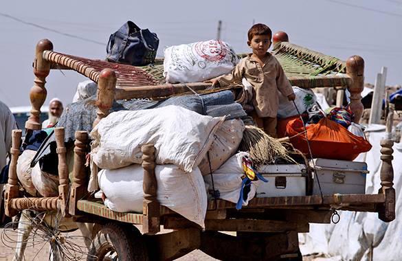 Конфликты в Сирии, Ираке, Украине и Йемене ежедневно лишают крыши над головой 30 тысяч человек. 319182.jpeg