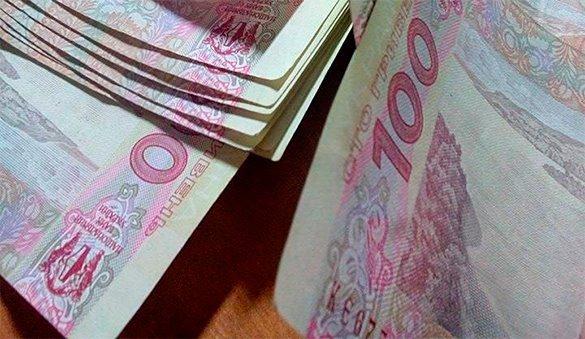 Банковская система Украины готова рухнуть. гривны