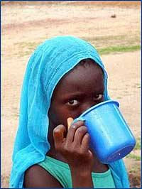 Питьевая вода на Земле закончится раньше, чем нефть