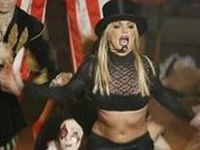На концерте Бритни Спирс задержали 10 фанатов