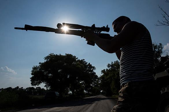 """ИО командира """"Торнадо"""" заверяет, что не знал о жестокости своих бойцов, и обещает уволиться. украинский вояка"""