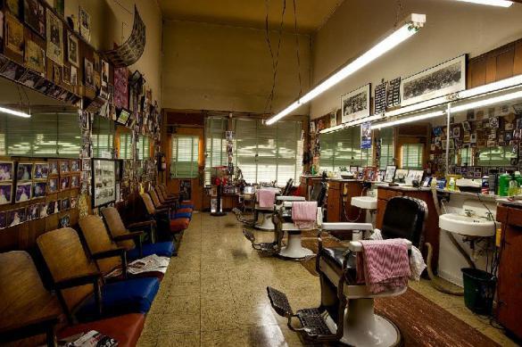 В Башкирии парикмахерским могут разрешить работать во время карантина. Парикмахерская
