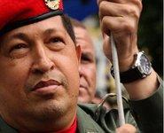 Уго Чавес спел с лидерами Эквадора и Кубы. chaves